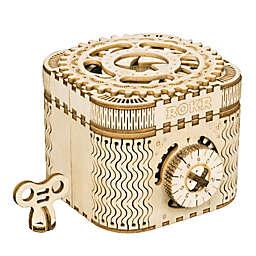 Treasure Box DIY 3D Wooden Moving Gears Kit