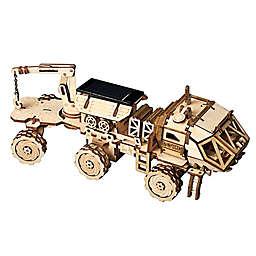 DIY 3D Wooden Moving Gears Kit- Navitas Rover