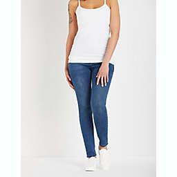 Motherhood Maternity® MAMA PRIMA Post Pregnancy V-Pocket Jeans