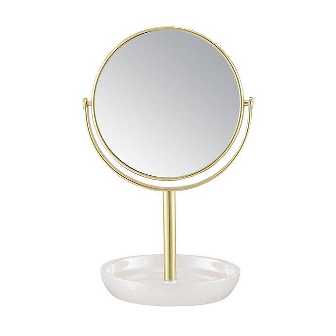 Alternate image 1 for Wild Sage™ Taya Pearl Vanity Mirror