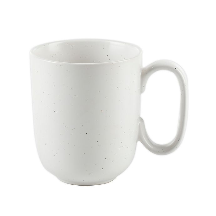 Alternate image 1 for Our Table™ Landon Mug in Sea Salt