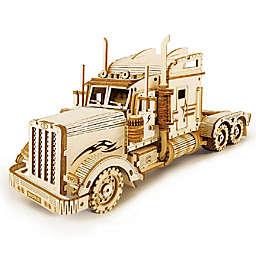Hands Craft Big Rig 286-Piece DIY 3D Wooden Puzzle
