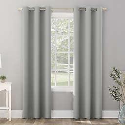 Sun Zero® Riley Kids Bedroom Room Darkening Grommet Window Curtain Panel (Single)