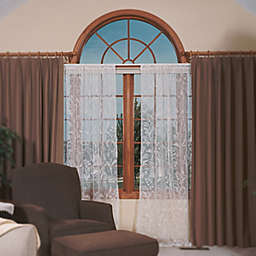 Coventry 84-Inch Window Curtain Panel in Ivory (Single)