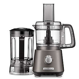 Cuisinart® Compact Kitchen Central Food Processor/Blender in Grey