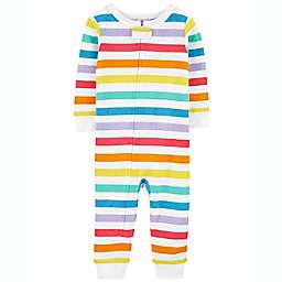 carter's® Rainbow Long Sleeve Pajama