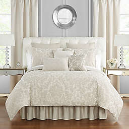 Waterford® Sutherland Reversible California King Comforter Set in Ivory