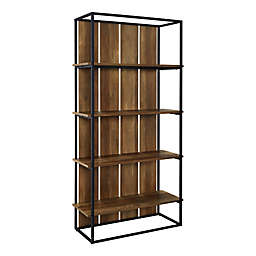 Forest Gate™ Sage 64-Inch Shiplap Bookcase