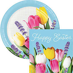 Creative Converting™ 72-Piece Spring Bouquet Easter Snack Kit