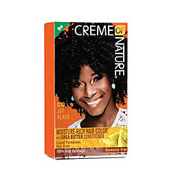 Creme of Nature® Moisture-Rich Hair Color® Liquid Hair Color in C10 Jet Black