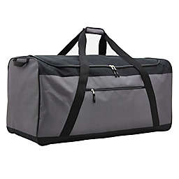 Traveler's Club® Luggage 36-Inch Tri-Fold Duffel in Grey