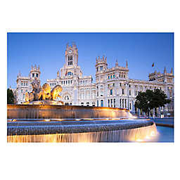 Wuundentoy USA Plaza de Cibeles, Madrid 1500-Piece Jigsaw Puzzle