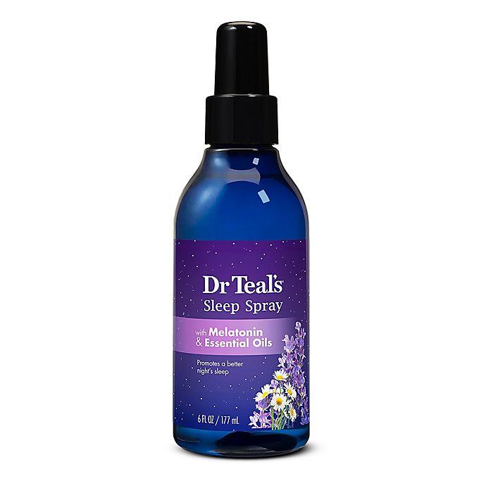 Alternate image 1 for Dr. Teal's® 6 oz. Melatonin Sleep Spray