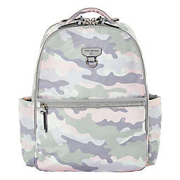 On-The-Go Backpack in Blush Camo