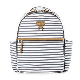 TWELVElittle Midi-Go Diaper Backpack in Stripe