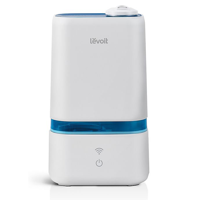 Alternate image 1 for Levoit Smart Ultrasonic Cool Mist Humidifier and Diffuser in Blue