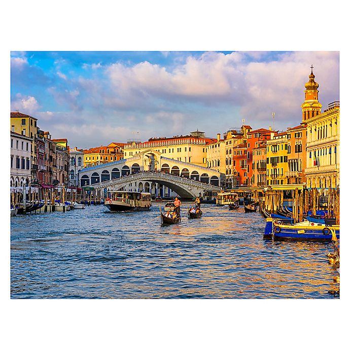 Alternate image 1 for Wuundentoy USA Rialto Bridge, Venice 1500-Piece Jigsaw Puzzle