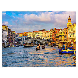 Wuundentoy USA Rialto Bridge, Venice 1500-Piece Jigsaw Puzzle