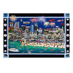 Miami, Florida 1000-Piece Jigsaw Puzzle