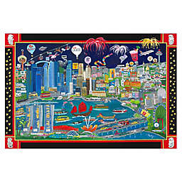 Singapore 1000-Piece Jigsaw Puzzle