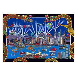 Hong Kong 1000-Piece Jigsaw Puzzle
