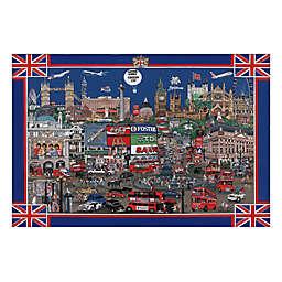 London 1000-Piece Jigsaw Puzzle