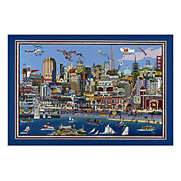 San Francisco, California 1000-Piece Jigsaw Puzzle