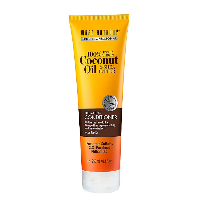 Alternate image 1 for Marc Anthony® 8.4 oz. Hydrating Coconut Oil and Shea Butter Conditioner