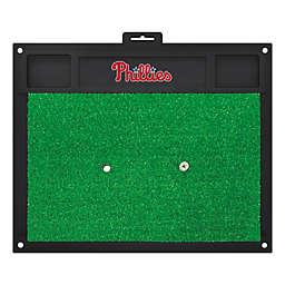 MLB Philadelphia Phillies Golf Hitting Mat