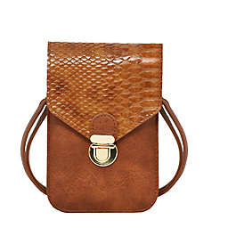 Touch Screen™ Purse in Brown