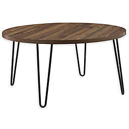 Ameriwood Home Ashton Table in Walnut