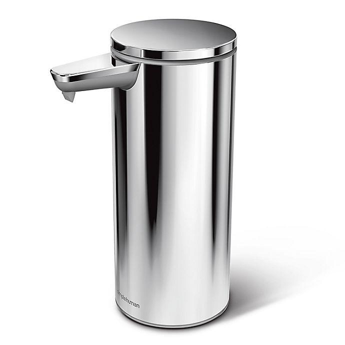 Alternate image 1 for simplehuman® Touchless Sensor Soap/Sanitizer Pump