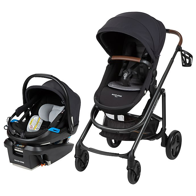 Alternate image 1 for Maxi-Cosi Tayla™ XP Travel System, with Coral™ XP