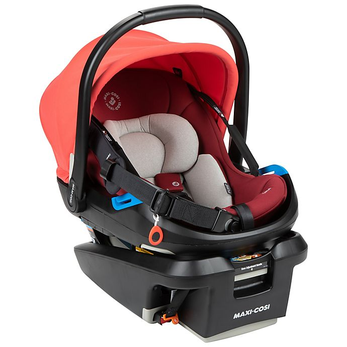 Alternate image 1 for Maxi-Cosi Tayla™ XP Travel System, with Coral™ XP in Red