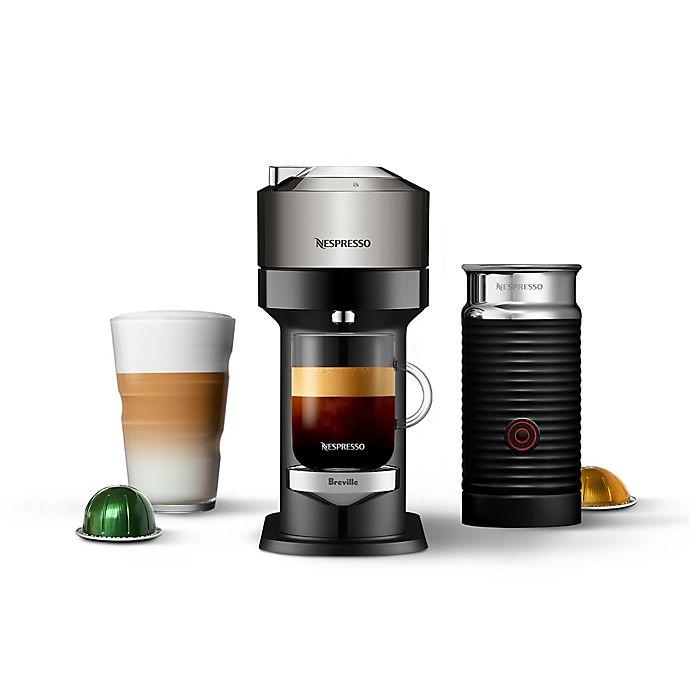 Alternate image 1 for Nespresso by Breville Vertuo Next Classic Coffee/Espresso Maker Bundle