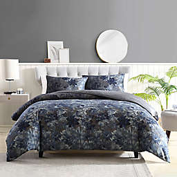 Brielle Home Camila Floral 3-Piece Comforter Set