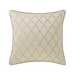Waterford® Wynne European Pillow Sham in Gold