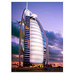 Wuundentoy USA Burj Al Arab, Dubai 500-Piece Jigsaw Puzzle