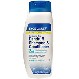 Harmon® Face Values™ 23.7 fl. oz. 2 in 1 Dandruff Shampoo & Conditioner