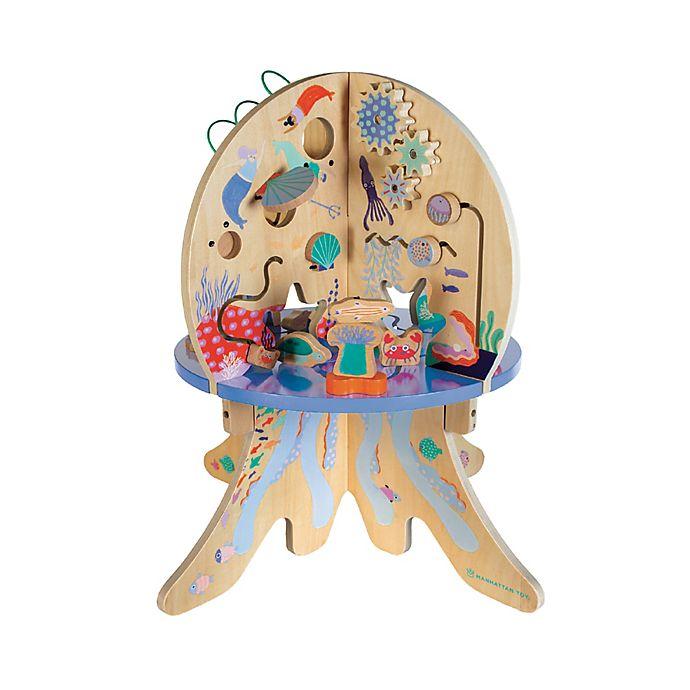 Alternate image 1 for Manhattan Toy® Deep Sea Adventure Toddler Activity Center