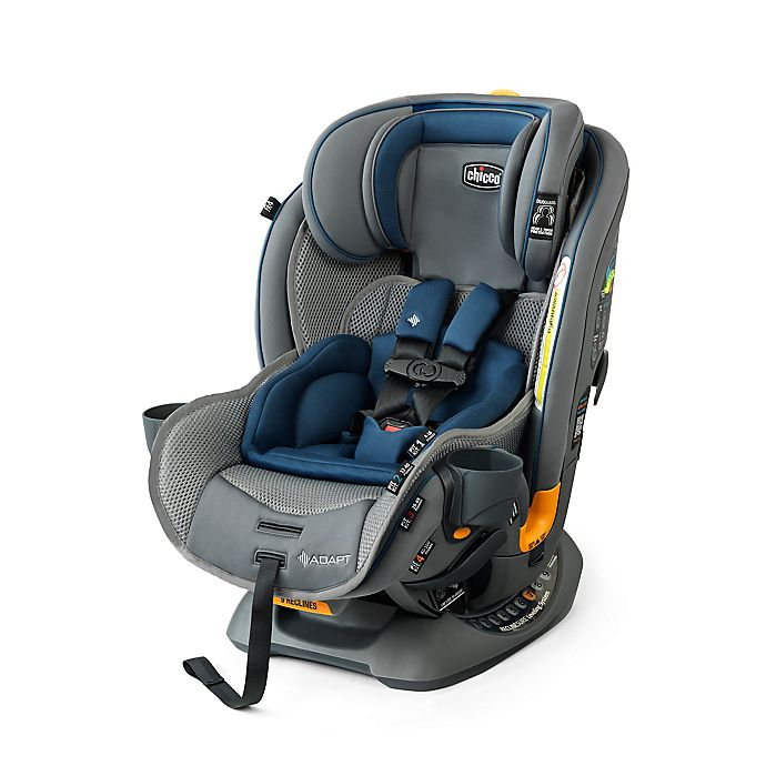Alternate image 1 for Chicco® Fit4® Adapt 4-in-1 Convertible Car Seat
