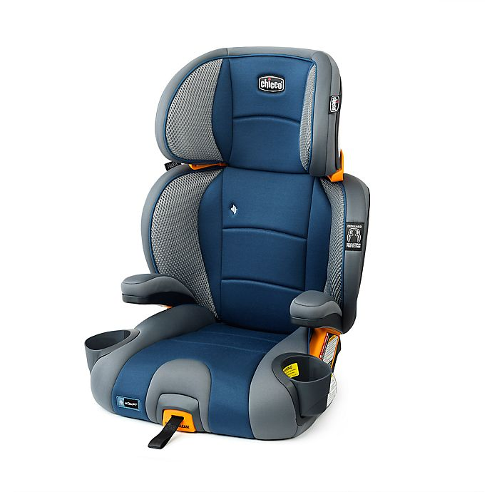 Alternate image 1 for Chicco® KidFit® Adapt Plus 2-in-1 Belt Positioning Booster Car Seat in Vapor