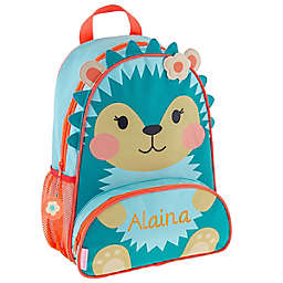 Stephen Joseph® Hedgehog Sidekick Backpack in Blue