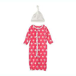 KicKee Pants® Taffy Pinwheel 2-Piece Layette Gown Converter