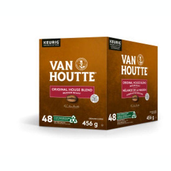 Alternate image 1 for Van Houtte® Medium House Blend Keurig® K-Cup® Pods 48-Count
