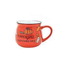 "Wild Sage™ 15 oz. ""Pumpkin Spice & Everything Nice"" Mug"