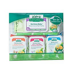 Aleva® 4-Piece Bamboo Baby Gift Set