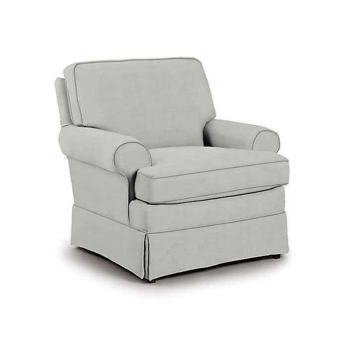 Alternate image 1 for Best Chairs Quinn Swivel Glider Recliner