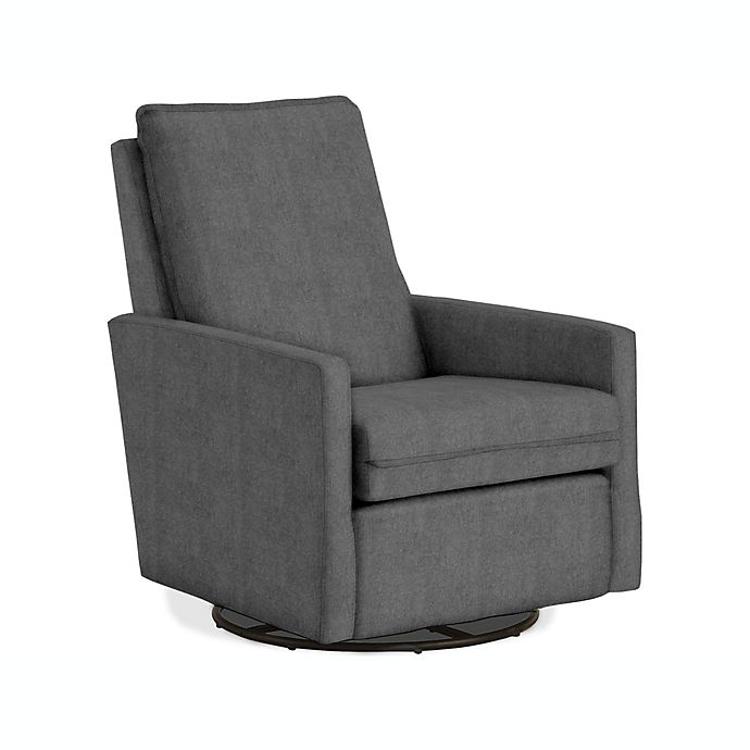 Alternate image 1 for Best Chairs Amelia Swivel Glider