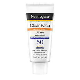 Neutrogena® 3 fl.oz. Clear Face Liquid Lotion Sunscreen SPF 50